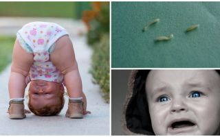 סימפטומים וטיפול בתולעי סיכה אצל ילד