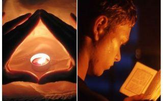 קונספירציות ותפילות מפשפשים בדירה