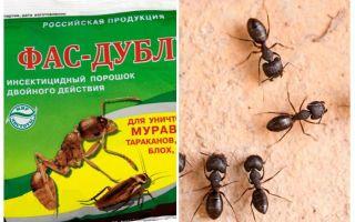 אמצעי FAS - פעמיים מנמלים