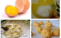 מתכונים תרופות עבור ג'וקים עם חומצה בורית ביצה